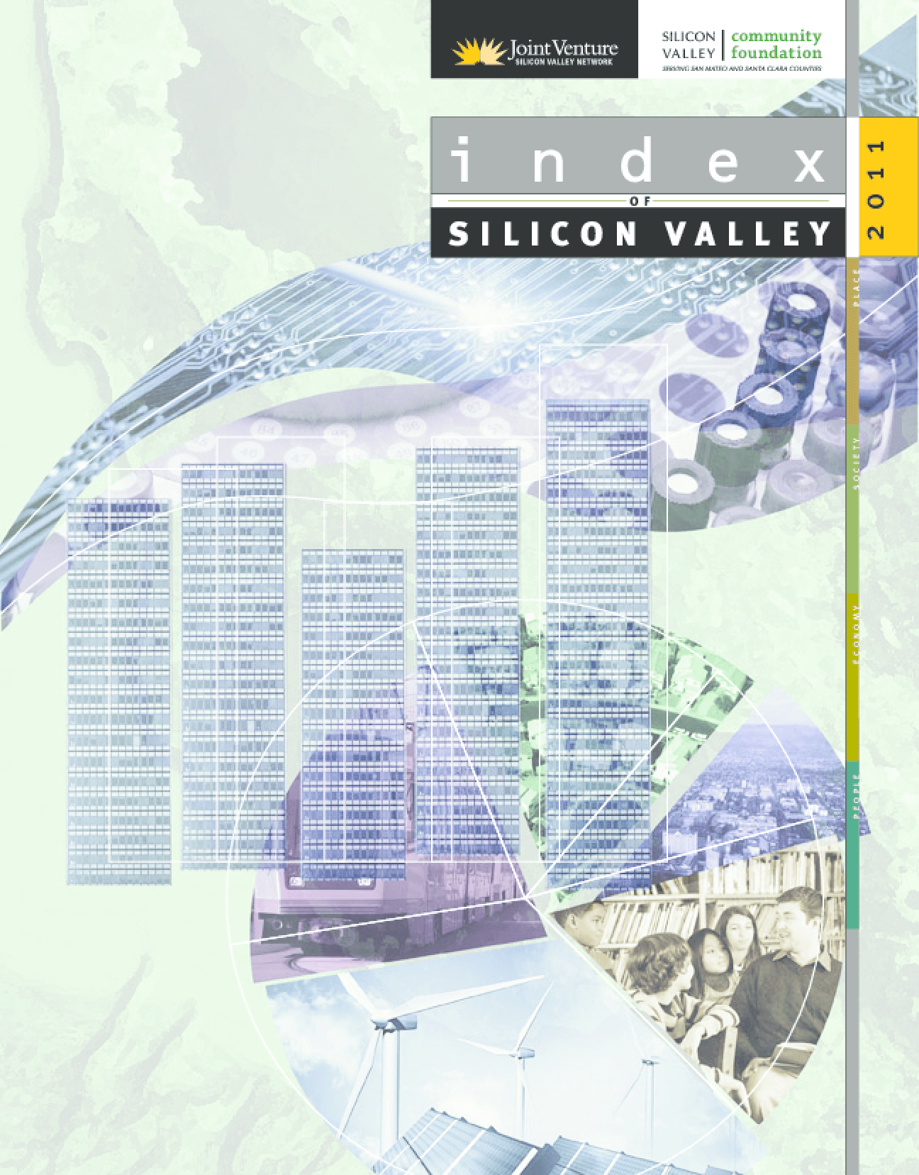 Index of Silicon Valley 2011