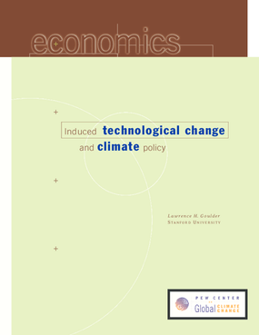 Induced Technological Change and Climate Policy