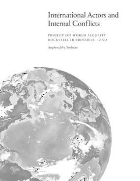 International Actors and Internal Conflicts