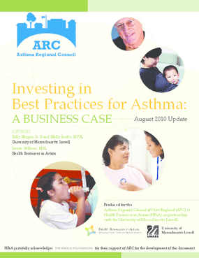 Investing in Best Practices for Asthma: A Business Case for Education and Environmental Interventions