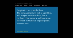 Joyce Foundation - 2008 Annual Report: Taking Root
