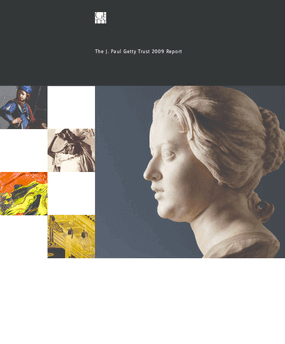 J. Paul Getty Trust - 2009 Annual Report