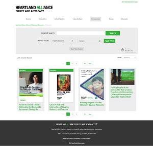 Heartland Alliance Libraries