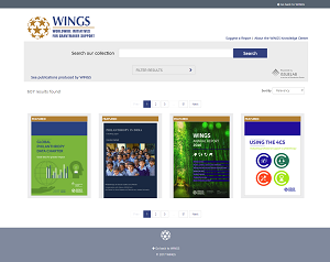 WINGS Knowledge Center